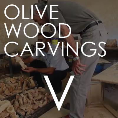 gloria bethlehem olive wood