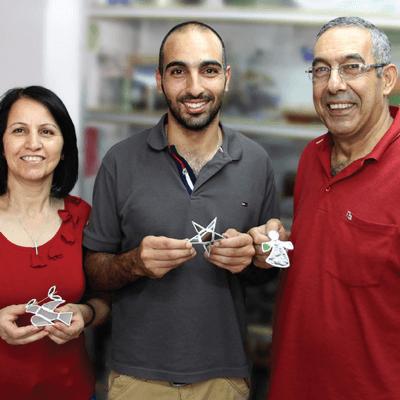 giacaman family bethlehem