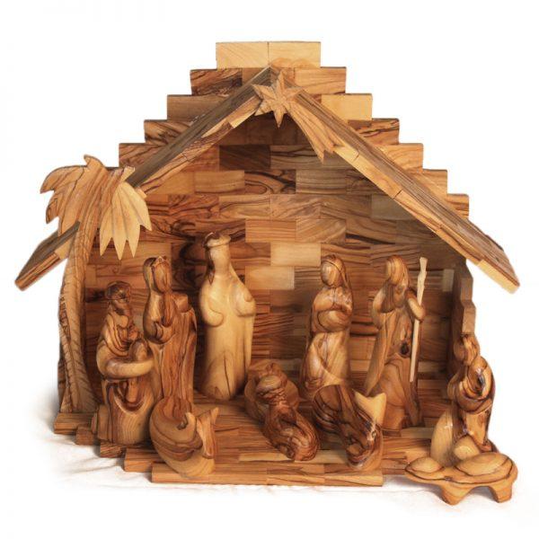 12 5 Quot Modern Nativity Set Starbazaar