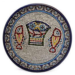 Tabgha Plate