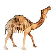 Camel Carving Olive Wood