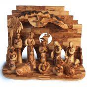 ONXLF-858-3.jpg Extra Large Musical Nativity Set