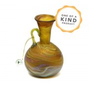 Small Antiquity Pitcher - Brown Golden Pitcher