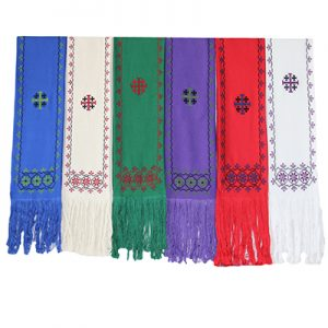 Clerical Stoles (Embroidered)